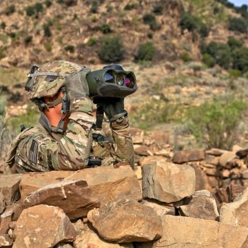 Short funds for the U.S. Army on modernizing