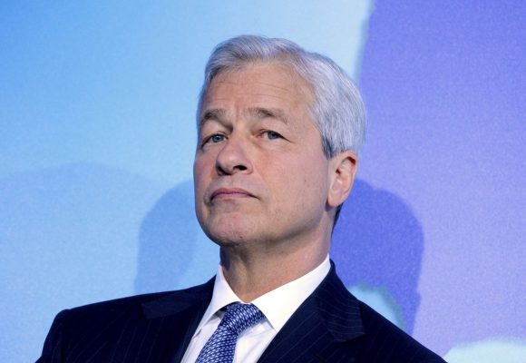 """Cryptocurrency will blow"": Jamie Dimon"