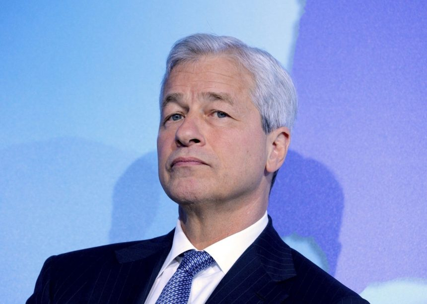 """""""Cryptocurrency will blow"""": Jamie Dimon"""
