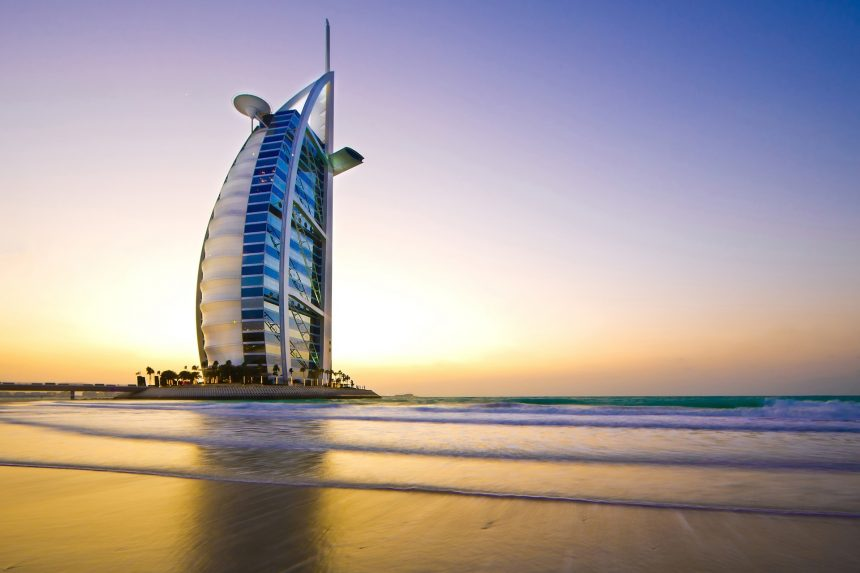 Dubai hosts first public test for drone taxi