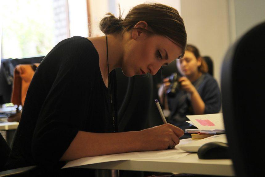 Female workforce is underrepresented