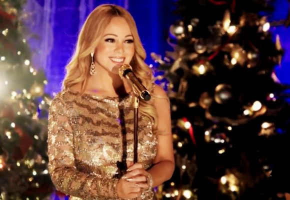 The most-streamed Christmas songs of all time