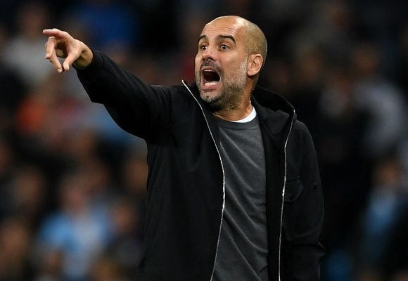 Leadership lessons by Guardiola