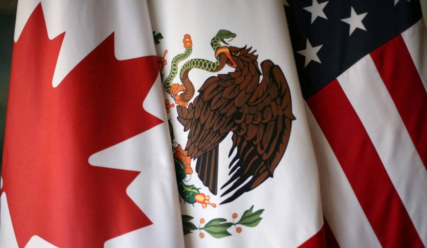 US-Canada trade tensions rise ahead of NAFTA talks