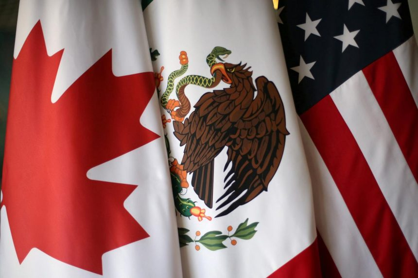 US-Canada trade tensions rise ahead of NAFTA talks
