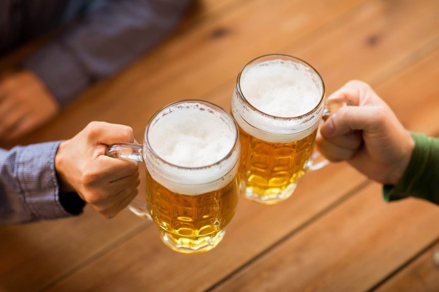 Canada: a nation of beer drinkers