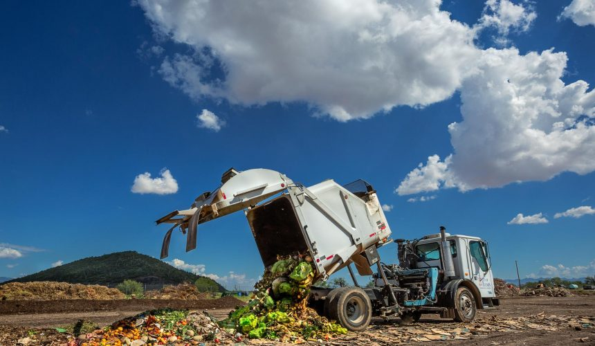 Waste: a million-dollar business