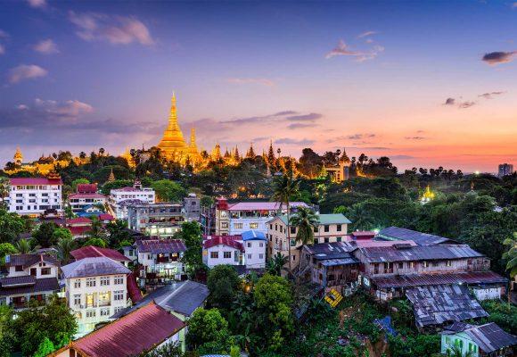 Yangon: The Brooklyn of Southeast Asia