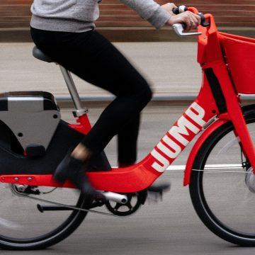 Jump Goes on Two Wheels to Uber Platform