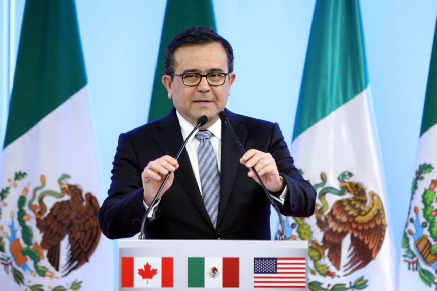 """""""80% Chance"""" of Rebooted NAFTA Deal by May, Claims Mexico"""