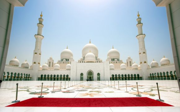 Abu Dhabi, today more than ever
