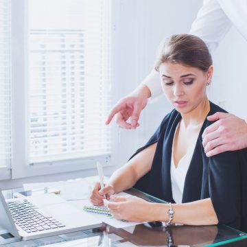 Sexual harassment is the most important issue women face