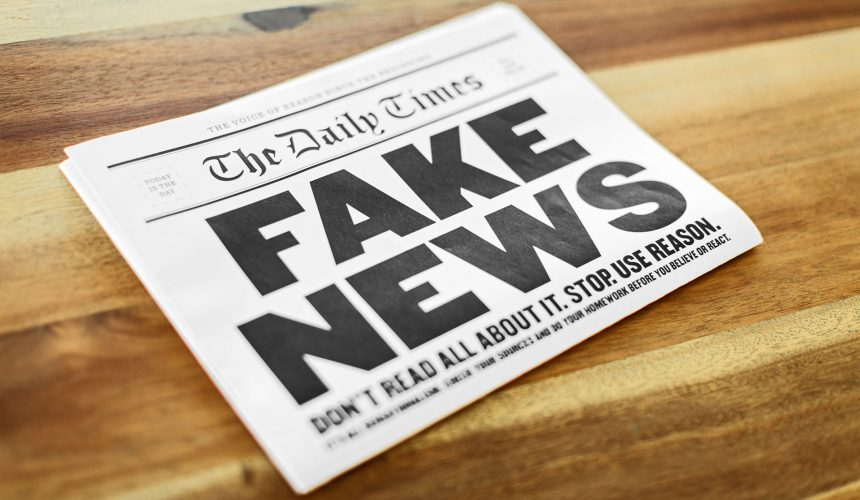 The enduring appeal of fake news
