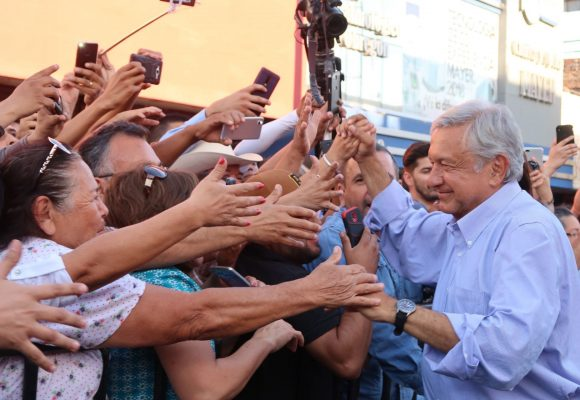 Who is Mexico's new leader?