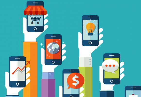 The m-commerce is revamping