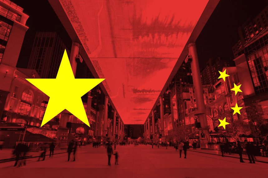 China's rapid climb up the value chain