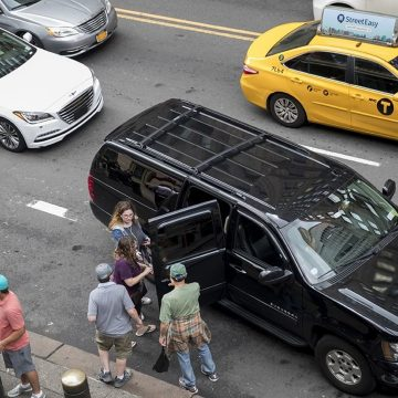 New York passes landmark ride-hail service regulation