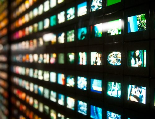 "Welcome to the era of the ""three screens"""