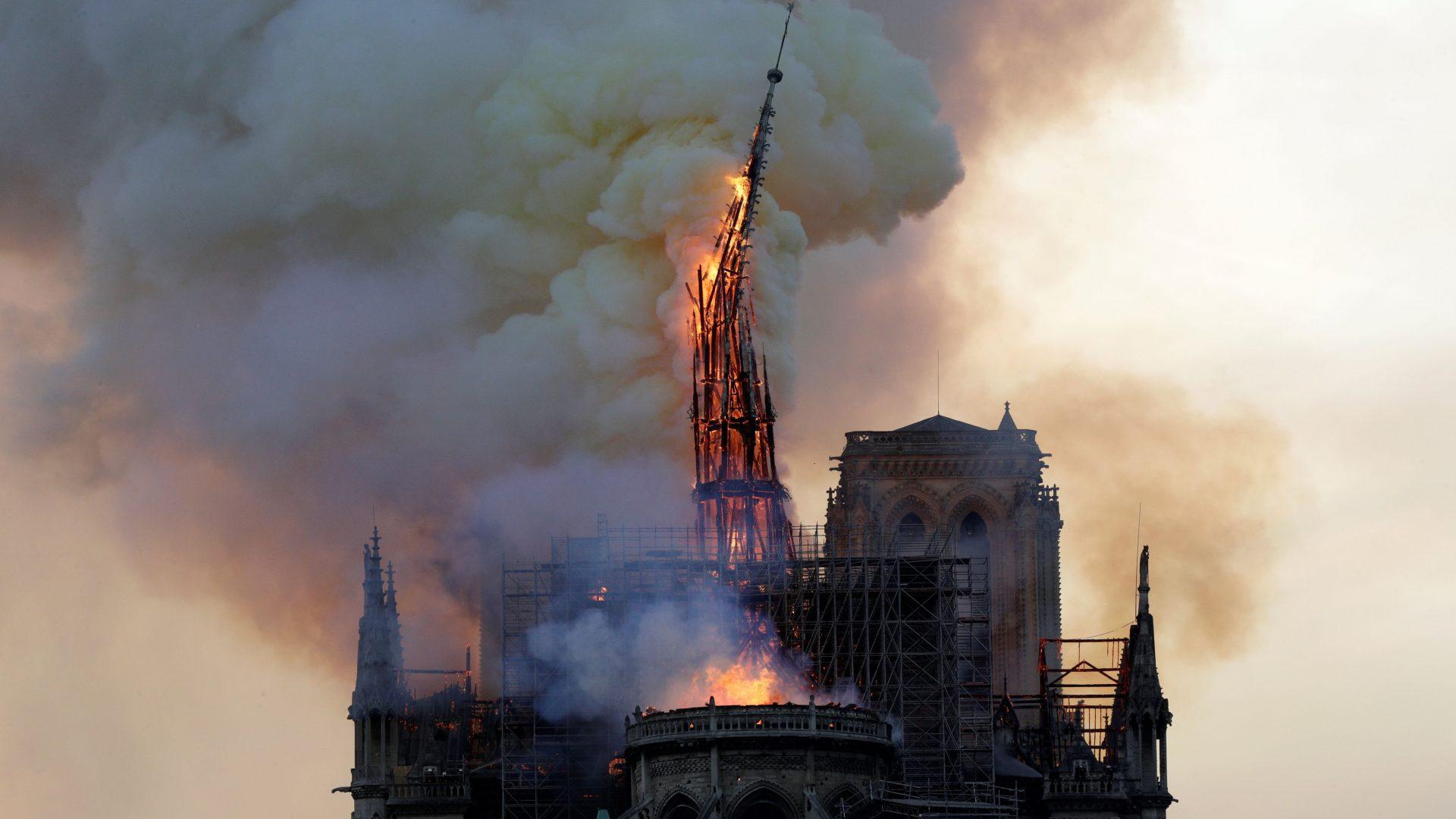Rebuilding Notre Dame