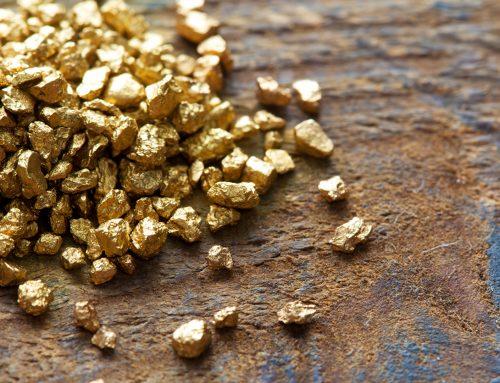 A 24-karat mining company