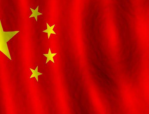 Bending a knee towards China