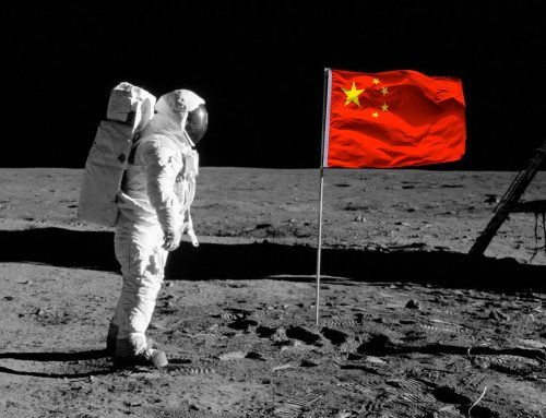 China's next goal: The moon