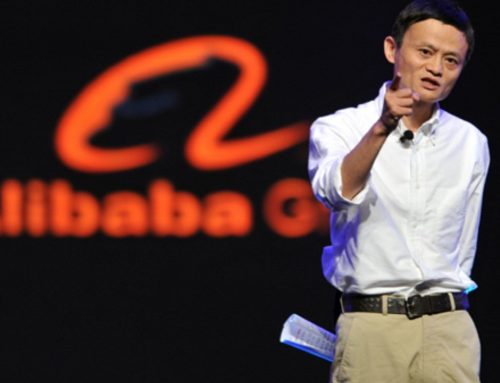 Eight is the lucky number for Alibaba