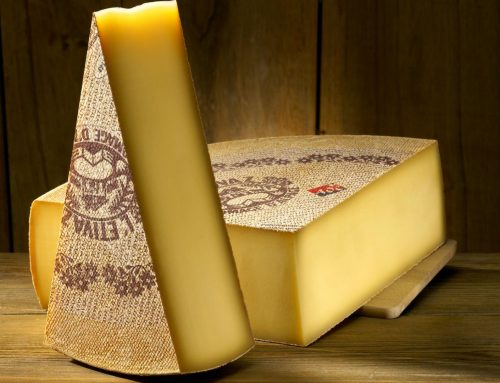 L'etivaz cheese, Switzerland's culinary jewel