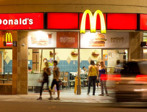 A McShift to revamped stores