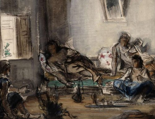 The blurred history of orientalist art