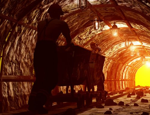 The future of work in mining