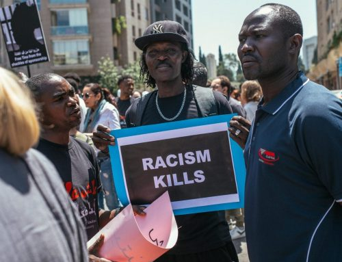 Time to confront institutionalized racism at work