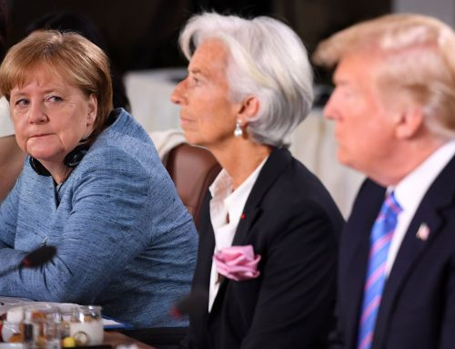 The eyes of Europe on the US election