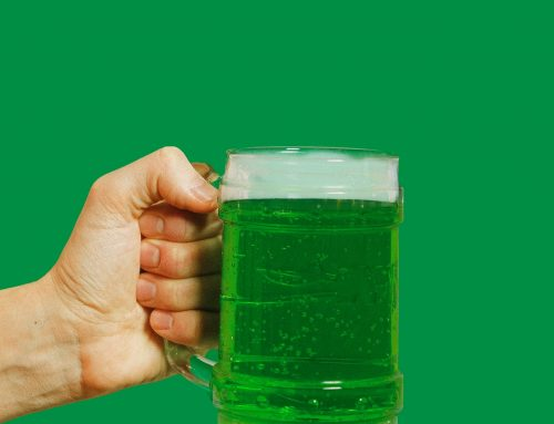 How to make green beer for St. Patrick's Day