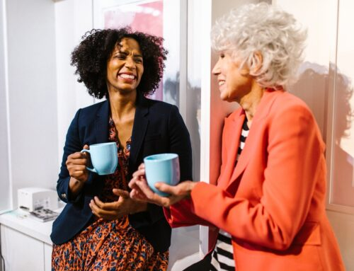 Building meaningful relationships—in business and in life